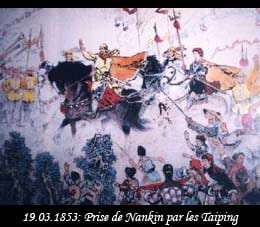 taiping movement First of all, it is true that hong xiuquan, the founder of the taiping movement, was  exposed to and involved with christian missionary efforts,.