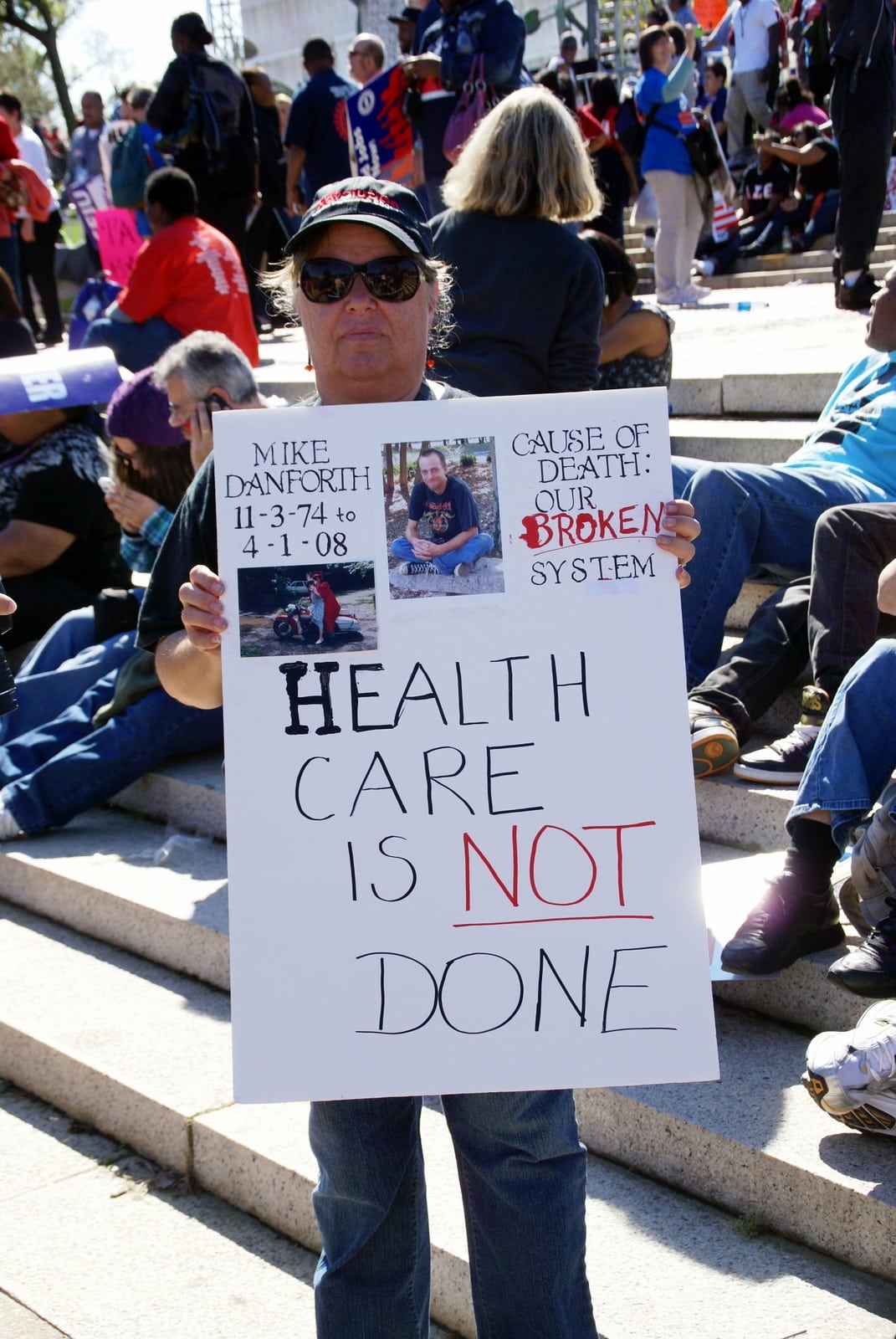Health Care Is NOT Done