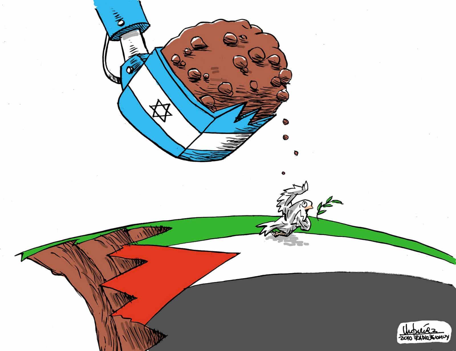 Israel: Burying Peace in Palestine