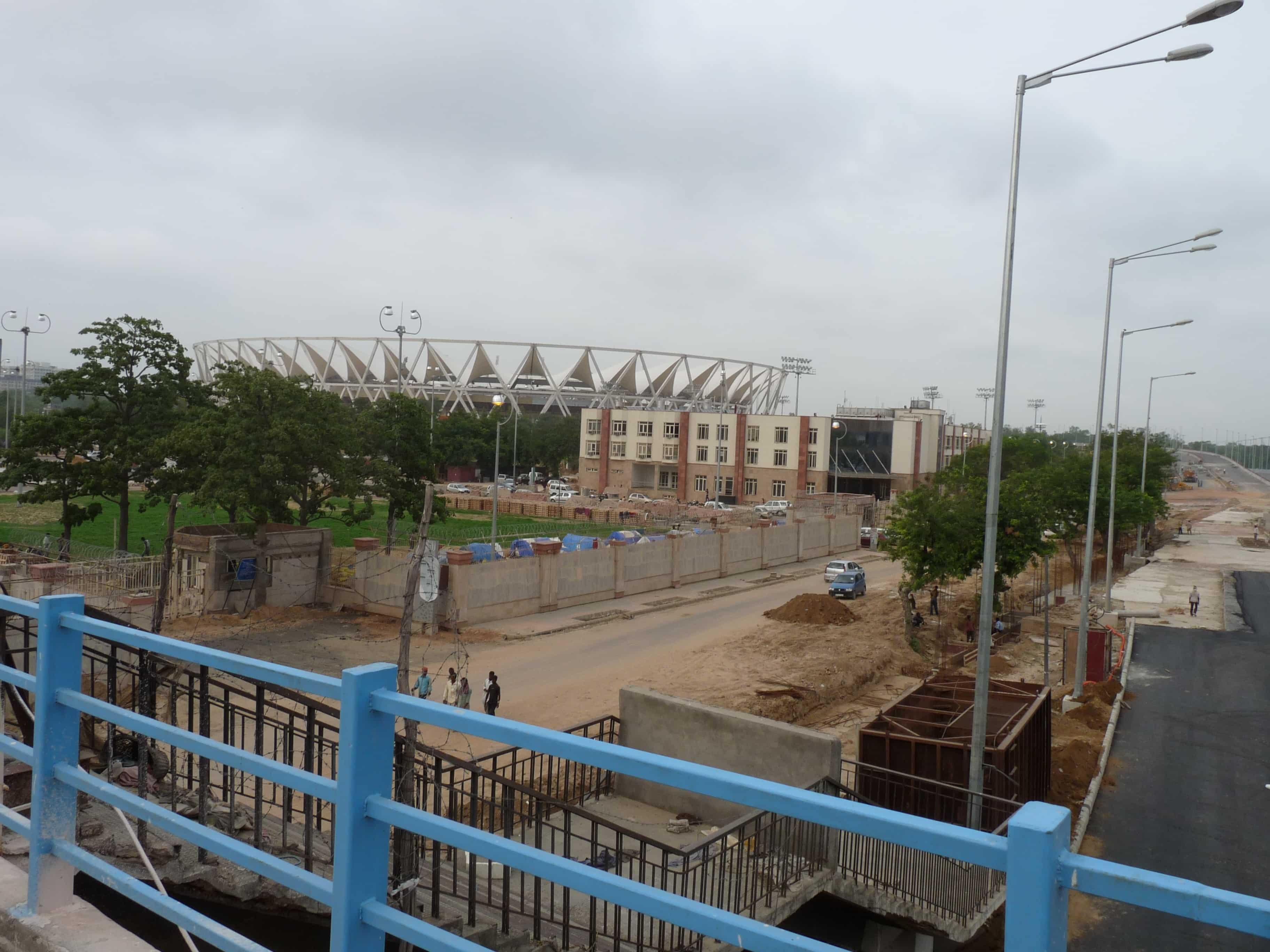CWG Stadium