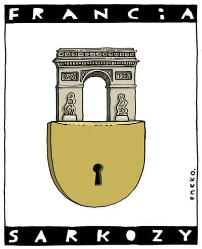 France under Sarkozy