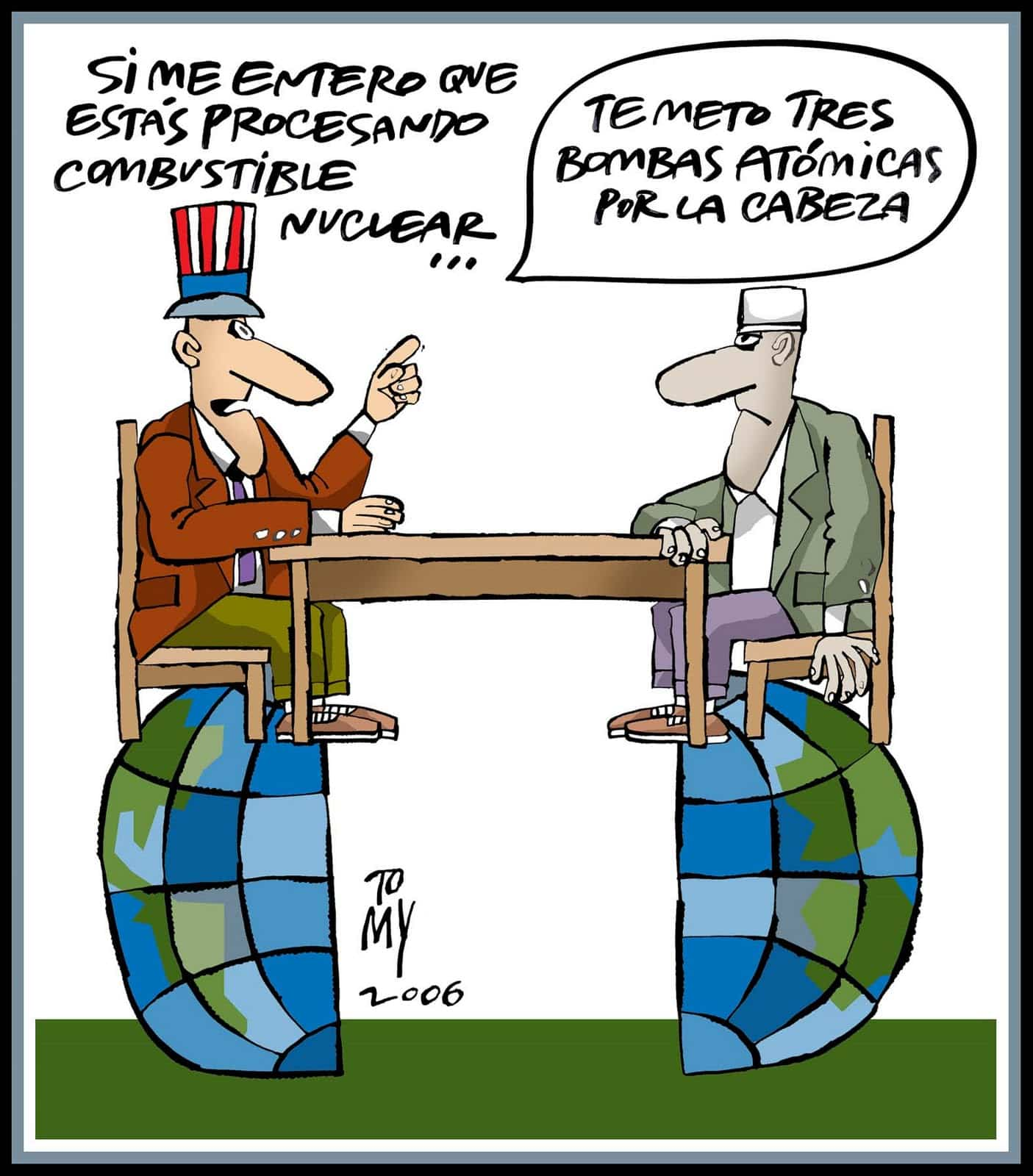 Nuclear Non-Proliferation American-Style