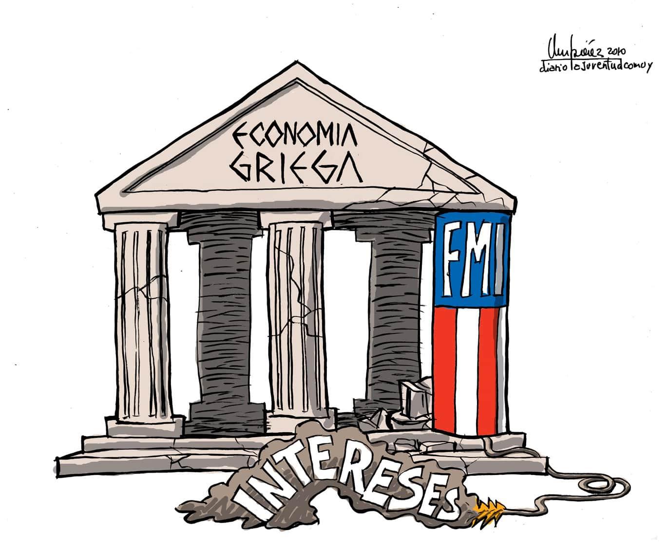 Greece: Explosive Debt