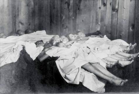 Italian Hall Victims