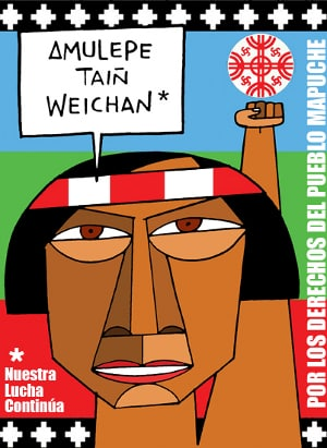For the Rights of the Mapuche
