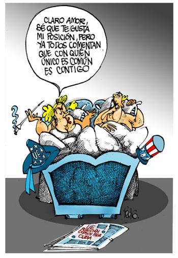 'Common Position' against Cuba