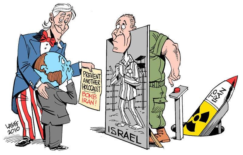 Prevent Another Holocaust -- Bomb Iran!