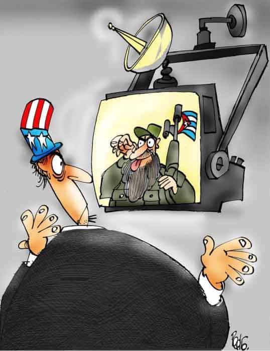 Cuba's Response to US Space Espionage