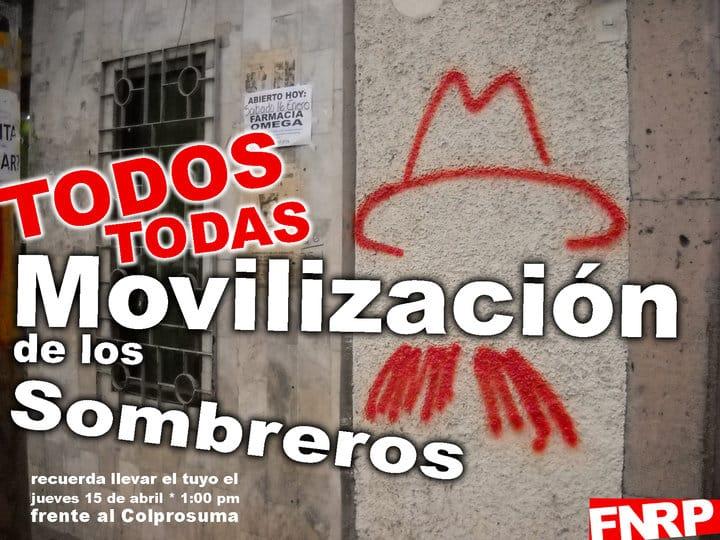 Mobilization of Sombreros