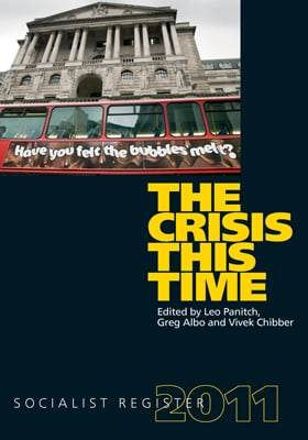 The Crisis This Time: Socialist Register 2011