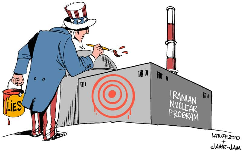 Targeting Iran's Nuclear Program