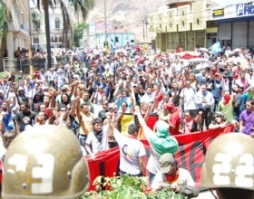 Honduras: Students, Trade Unionists, and Teachers March amidst Crisis at UNAH