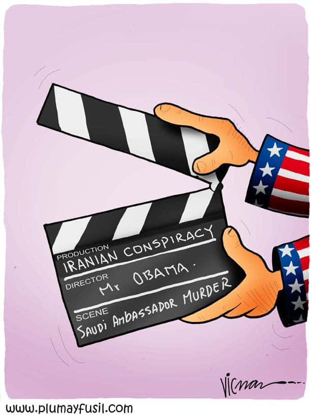 Production Begins on Empire's New Script 'Iranian Conspiracy'