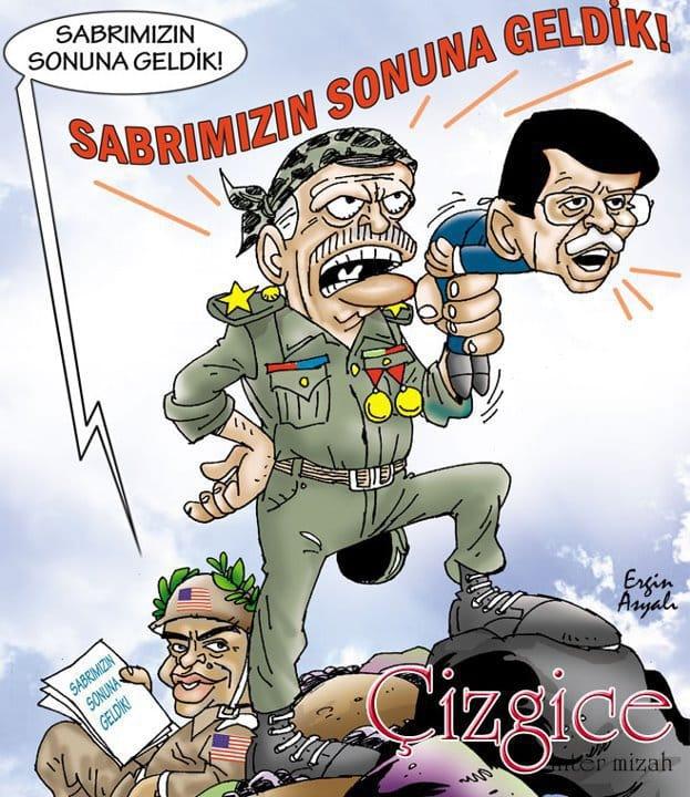 Scripting Erdoğan S Syria Policy Mr Online