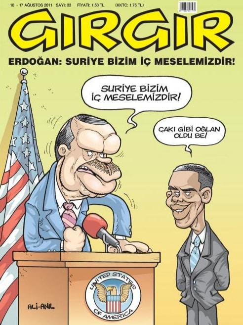 Scripting Erdoğan