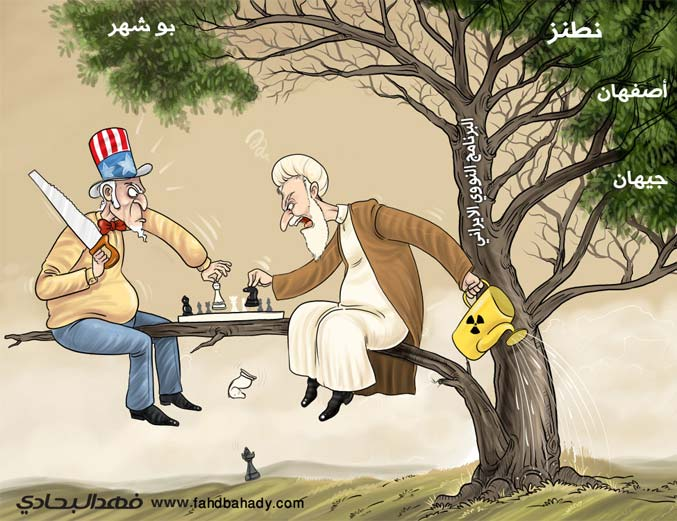 Who's Winning the Great Game in the Middle East?