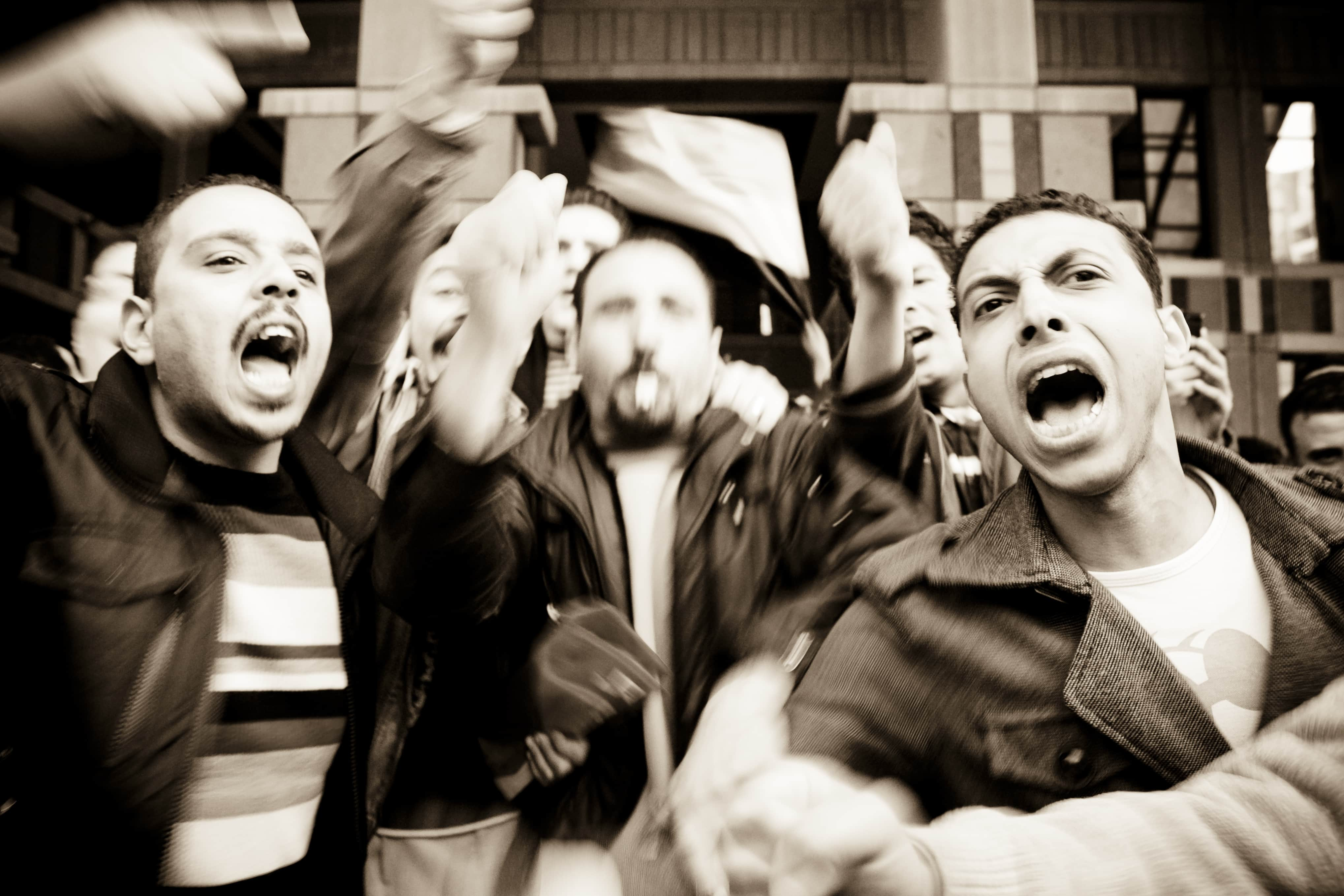 Egypt: Oil and Gas Workers on Strike