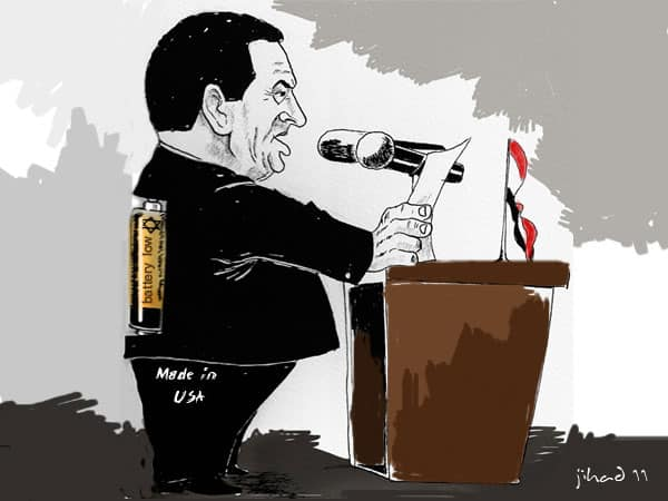 Egyptian Dictatorship, Made in USA