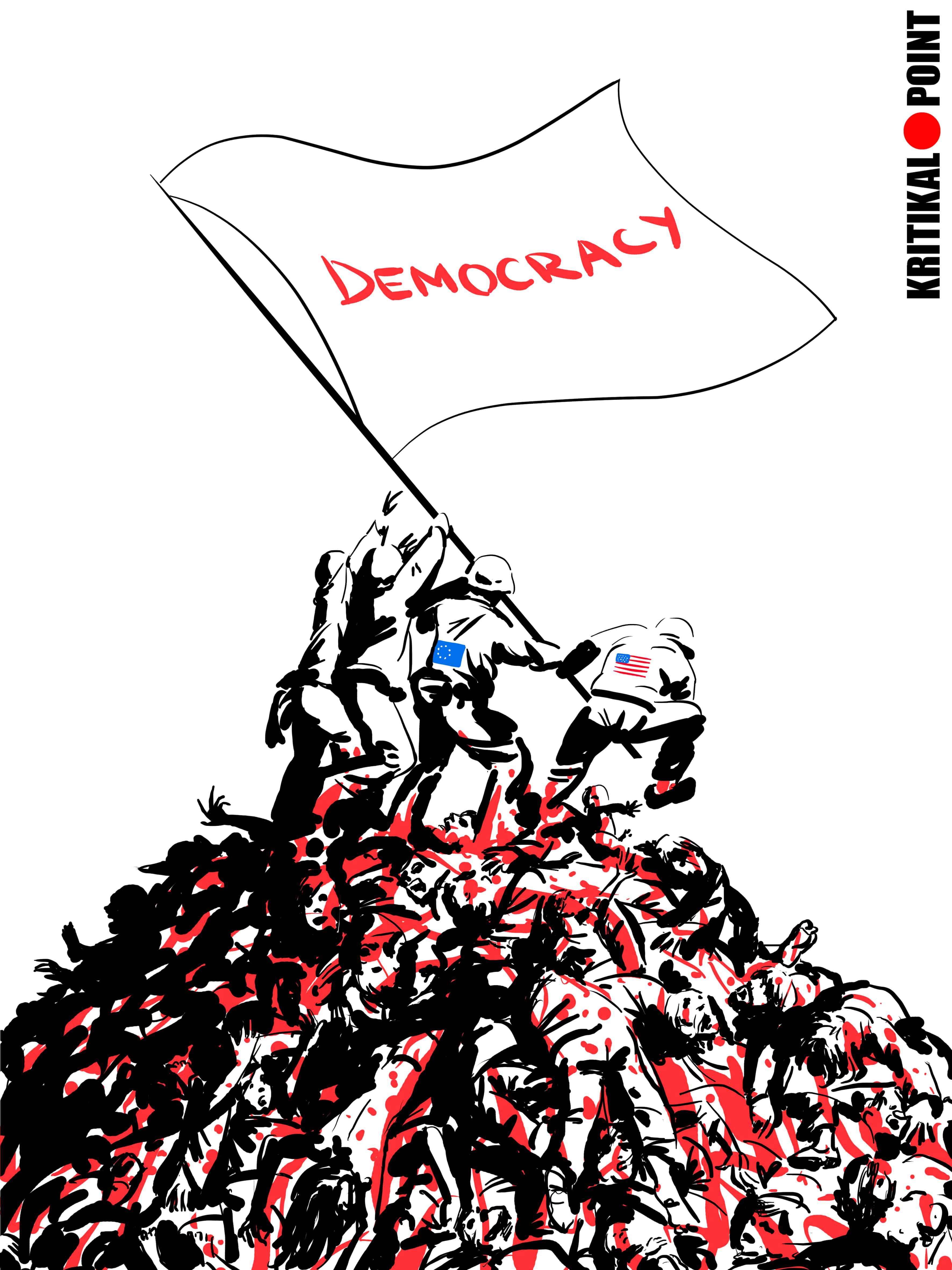 NATO's Democracy