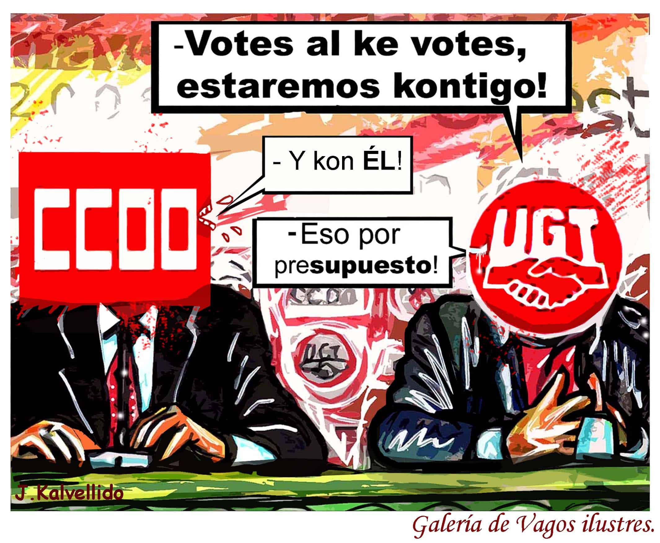 Spain: The State of Dis-Unions