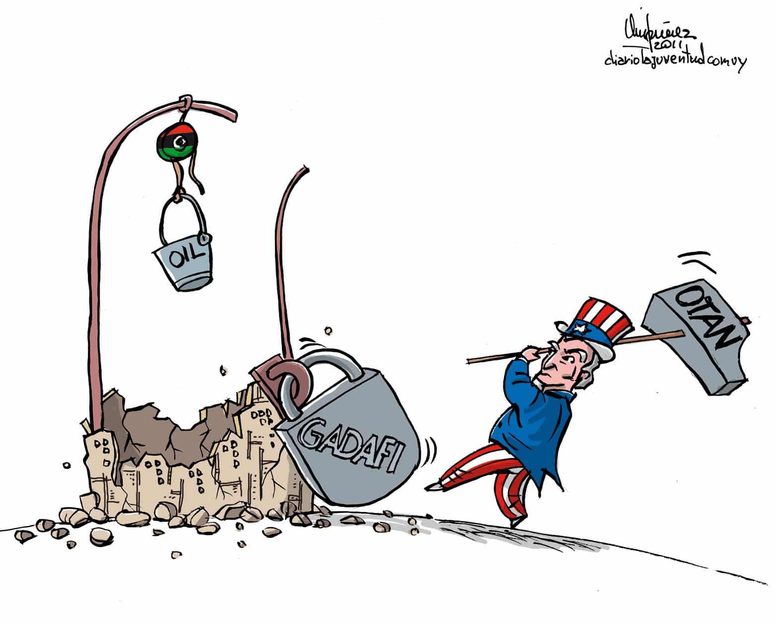 Unlocking Libya for TNC(s)