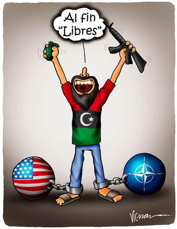 Libya: 'Free' at Last