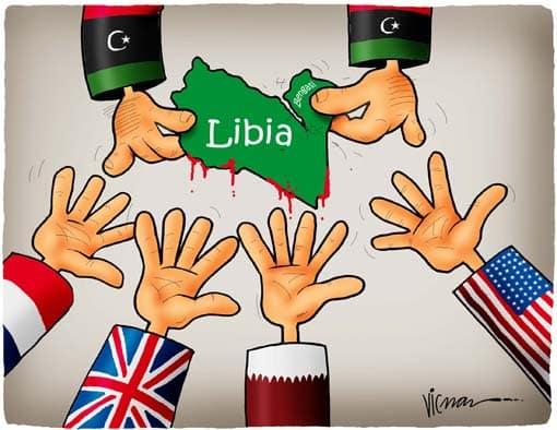 Serving Up Libya