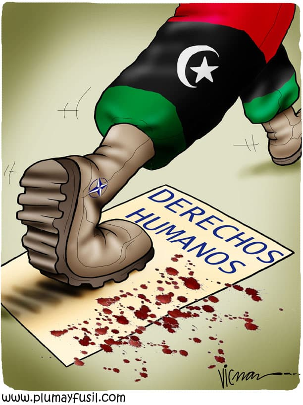 Human Rights in the New Libya