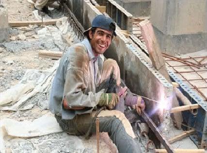 Iranian Worker