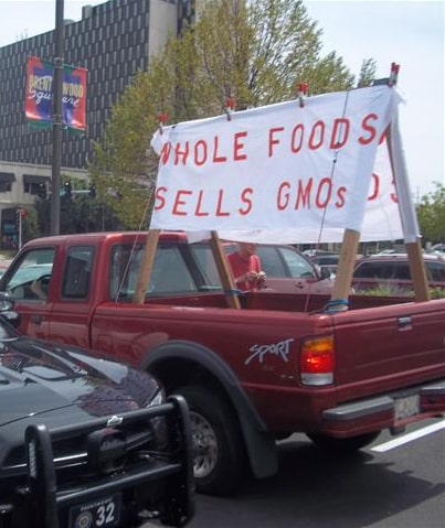 Whole Foods Sells GMOs