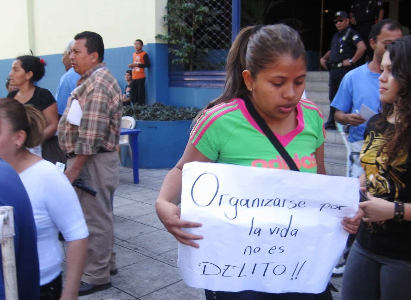 Young Organizers, Unwitting Victims of the U.S.-Funded Fight Against Gangs in El Salvador