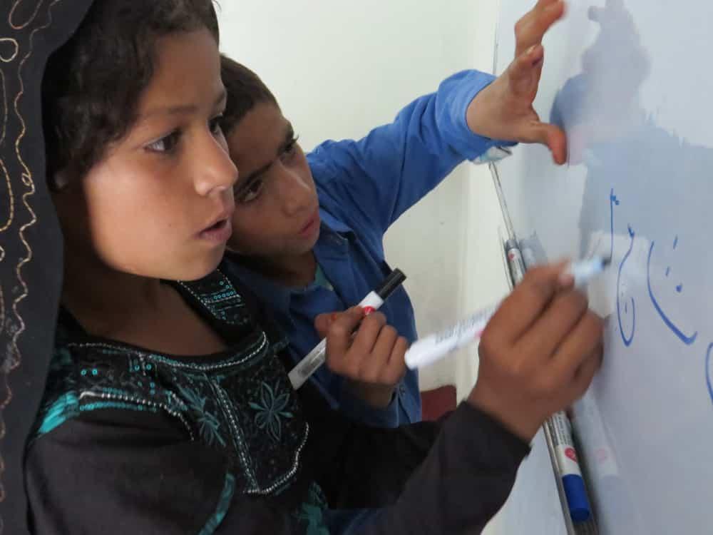 Listen to Afghan Peace Volunteers