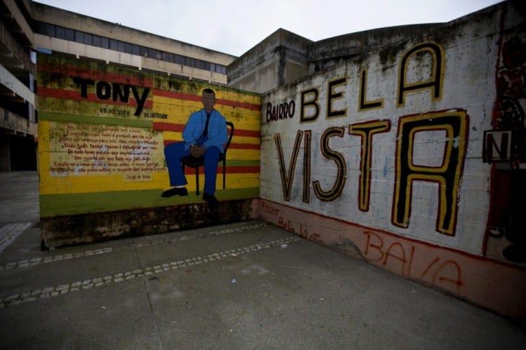 Tony's Mural