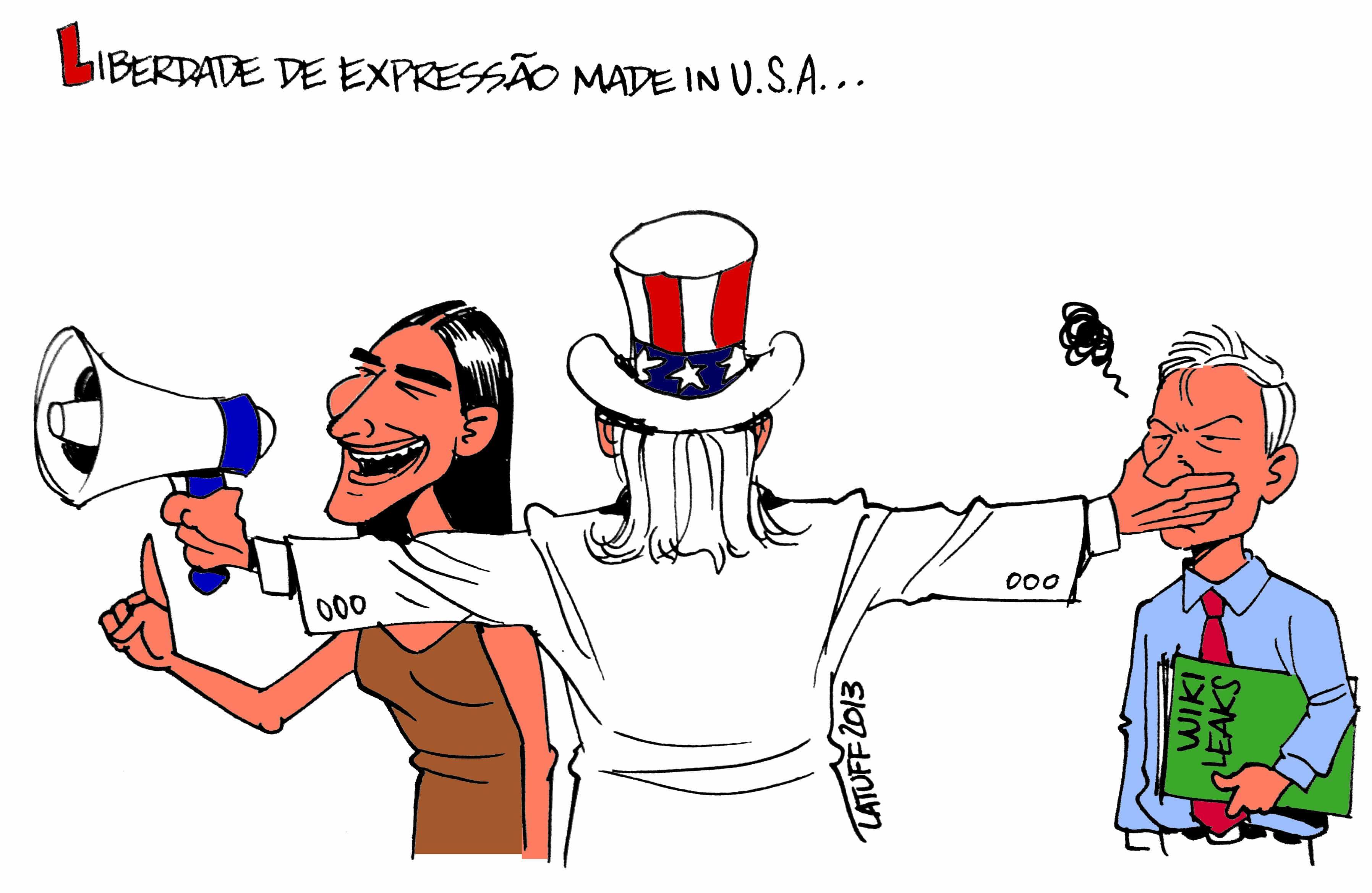 Yoani Sánchez vs. Julian Assange