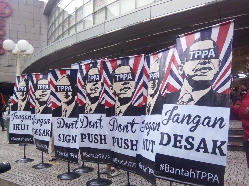 #BantahTPPA