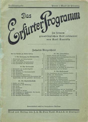 "The Origin of Rosa Luxemburg's Slogan ""Socialism or Barbarism"""