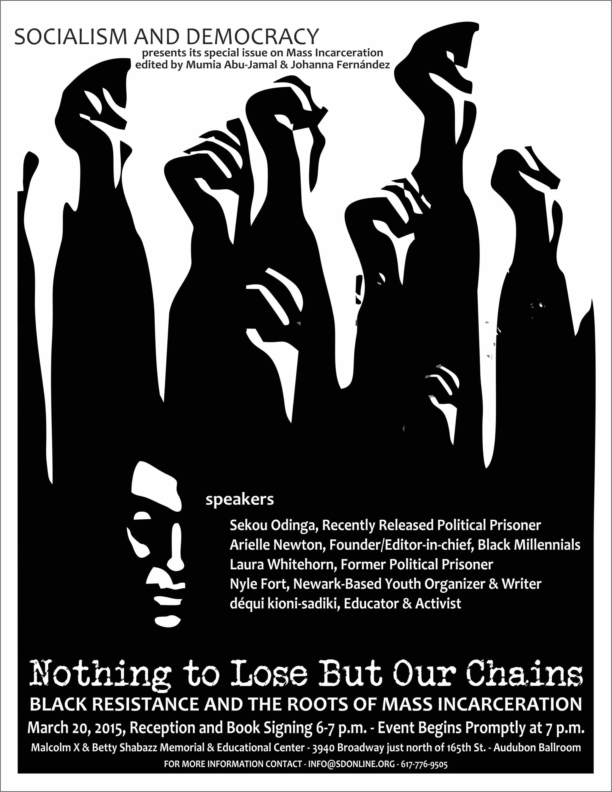 Nothing to Lose But Our Chains: Black Resistance and the Roots of Mass Incarceration