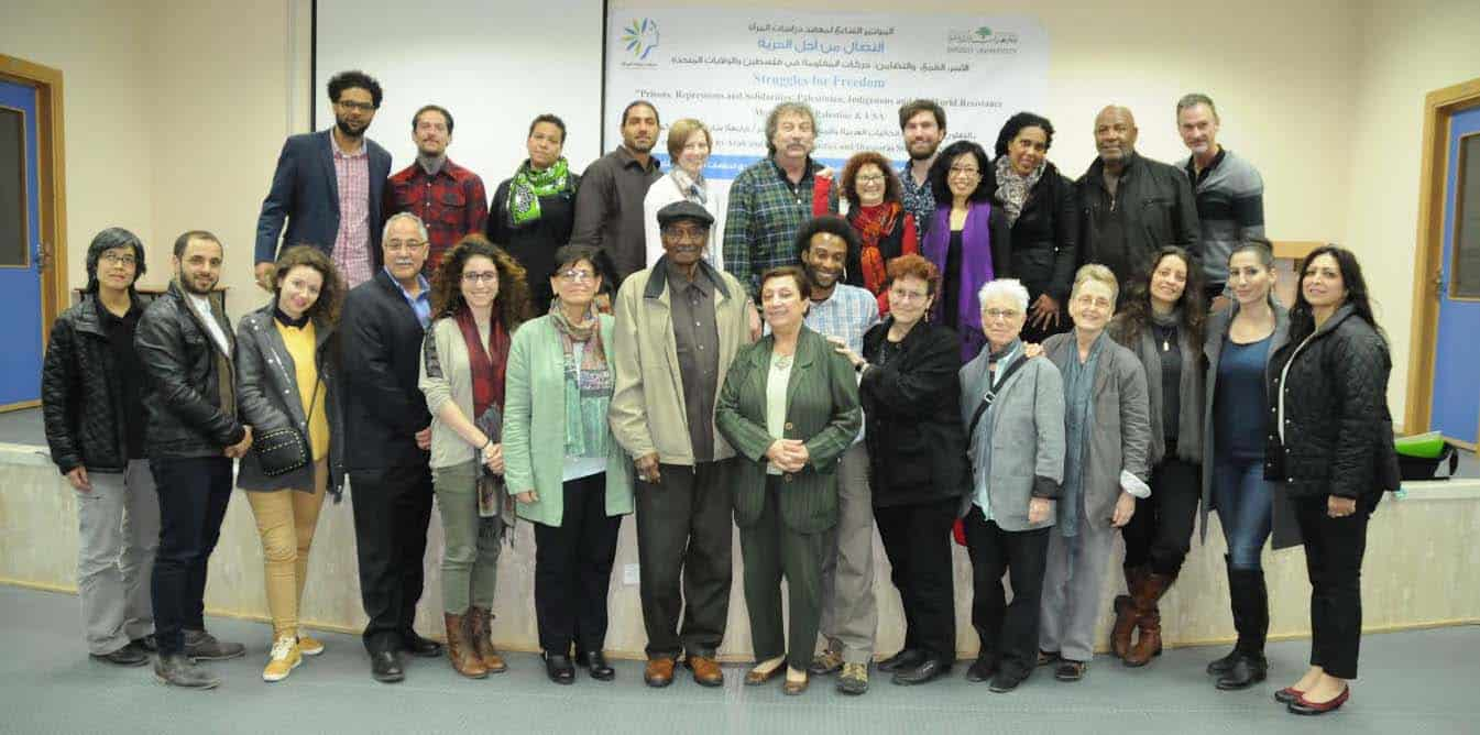 US Prisoner, Labor and Academic Delegation with colleagues from the Institute for Women