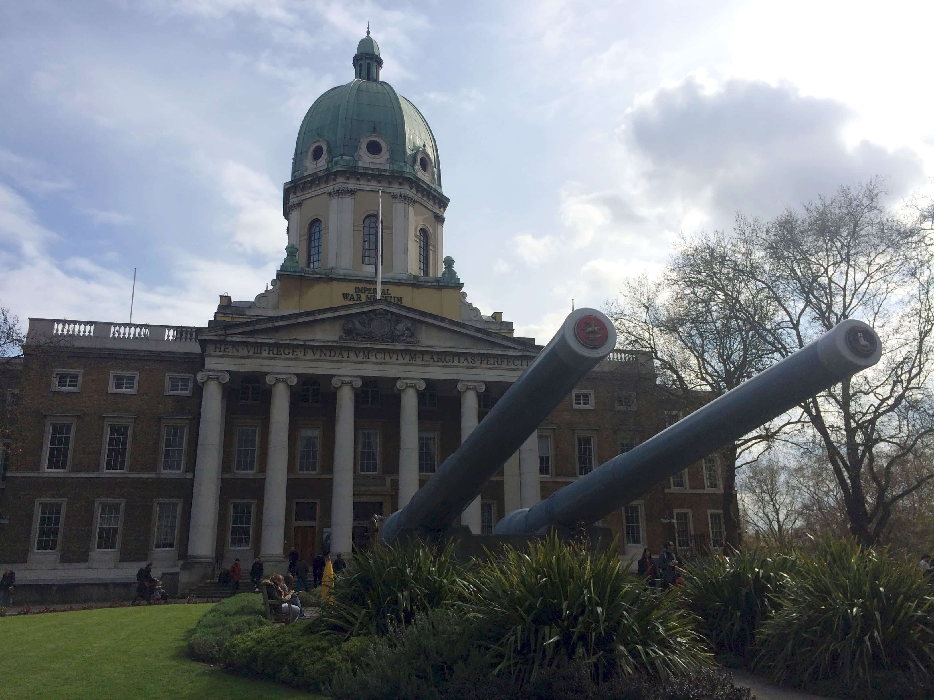 The Imperial War Museum in London: A Lesson in State Propaganda?