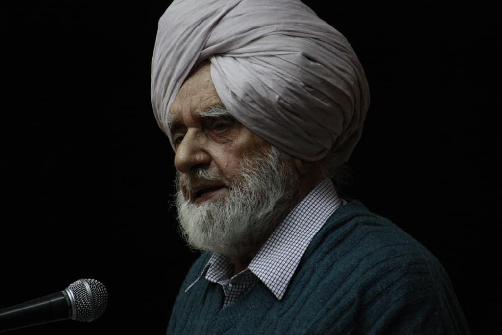 Prof. Randhir Singh