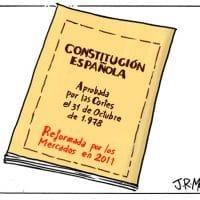 Subjecting Spanish Constitution to Market Reform