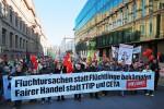 "Victor Grossman, ""A Wonderful Parade Against TTIP"""