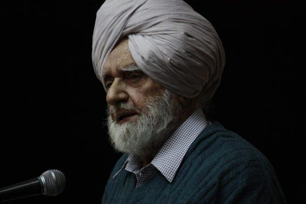 Professor Randhir Singh