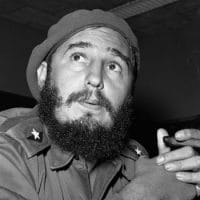 Prime Minister Fidel Castro 1961