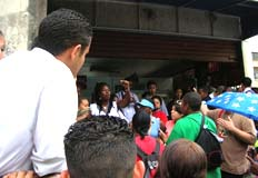 The SCLC Sings in the Streets