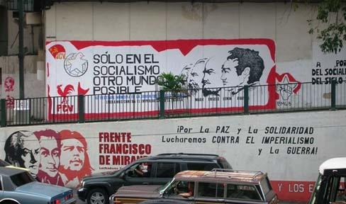 Sólo en el socialismo. . . .