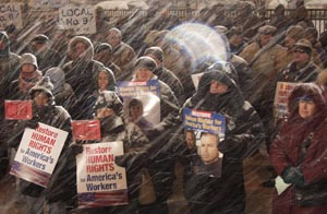 Human Rights Day, Chicago, 2005