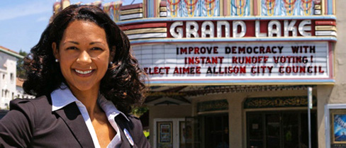 Aimee Allison