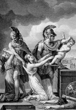 Andromache and Astynax