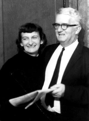 Anne and Carl Braden